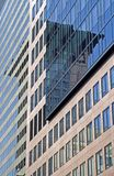 Reflection. Building Reflection Royalty Free Stock Photography