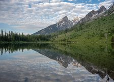 String Lake royalty free stock images