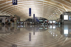 Reflection floor royalty free stock photography