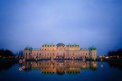 Reflection, Landmark, Sky, Waterway Royalty Free Stock Photos