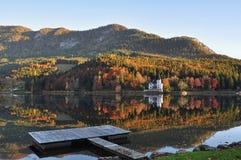 Reflection, Nature, Lake, Leaf stock photography