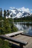 Reflection, Nature, Mountainous Landforms, Mountain stock photos