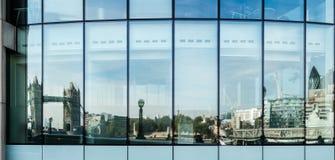 Reflection Of London Stock Photos