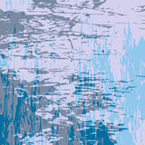 Reflection_of_rain απεικόνιση αποθεμάτων