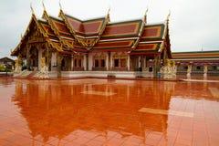 Reflection on the rainy season Royalty Free Stock Photo