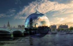 Reflection, Sky, Water, Landmark Stock Image