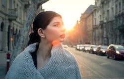 Reflection of Sun Stock Photos