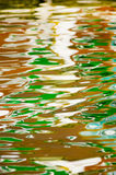 Reflection in water Royalty Free Stock Photography