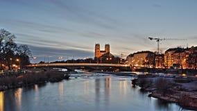 Reflection, Waterway, Sky, City Royalty Free Stock Photo