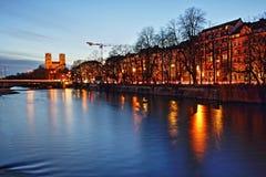 Reflection, Waterway, Water, Sky stock image