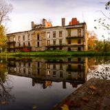 Reflection, Waterway, Water, Water Castle Royalty Free Stock Photo
