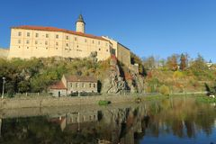 Reflection, Waterway, Water, Water Castle