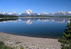 Reflection, Wilderness, Lake, Sky Royalty Free Stock Photography