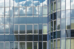 Reflections on a Building Stock Images