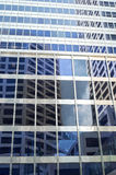 Reflections of Corporate Center Abstract Stock Images