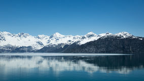 Reflections of Glacier Bay Royalty Free Stock Photo