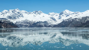 Reflections of Glacier Bay Royalty Free Stock Images