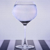 Reflections magical glass III royalty free stock image