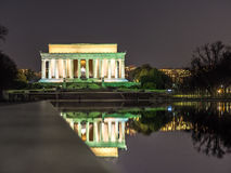Reflections of the Memorial Royalty Free Stock Image