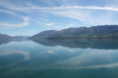 Reflections of New Zealand Royalty Free Stock Image
