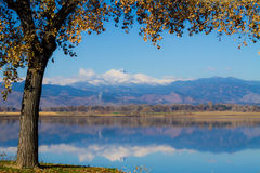 Free Reflections Of Longs Peak Royalty Free Stock Images - 24284579