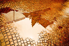 Reflections of Verona Stock Images