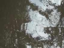 Reflections on the water near the Møllehuset stock footage