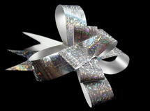 Reflective Bow Royalty Free Stock Photo