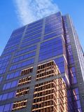 Reflective Building 2. Downtown Portland, OR Royalty Free Stock Photography