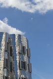 Reflective building. Royalty Free Stock Images