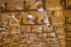 Reflective Ceiling Royalty Free Stock Images