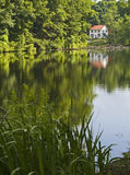 Reflective Home Stock Photography