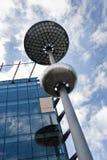 Reflective modern building Stock Photos