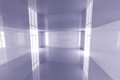 Reflective Room Royalty Free Stock Photo