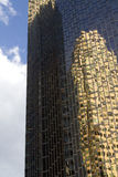 Reflective Skyscraper Stock Image