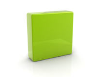 Reflective square Royalty Free Stock Images