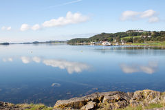 Reflective Waters Royalty Free Stock Photos