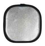 Reflector for photography Stock Image