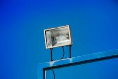 reflector del halógeno del vintage Imagen de archivo