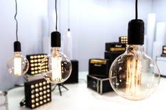 Reflector del pasillo de la iluminación equipment Fotografía de archivo