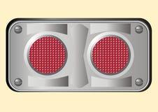 Reflector ligero Ilustración del Vector