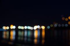 Reflector ligero del círculo Imagen de archivo libre de regalías