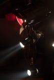 Reflector lights Stock Photography