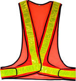 Reflector vest Royalty Free Stock Photo