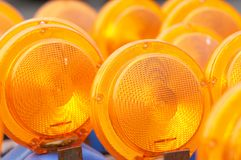 Reflectors Royalty Free Stock Photography