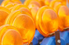 Reflectors Royalty Free Stock Image
