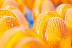 Reflectors Stock Image