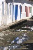reflejado en Paraty Imagen de archivo