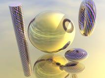 reflejo Imagen de archivo libre de regalías