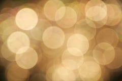 Reflejo de luz de Bokeh Fotos de archivo libres de regalías